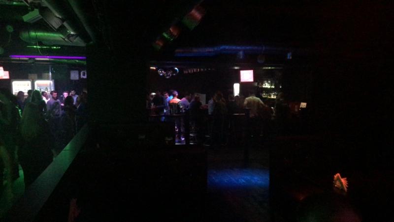 GENESIS NIGHT CLUB Live