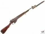 Историческое Оружие - Английский карабин Ли Энфилд для Джунглей.