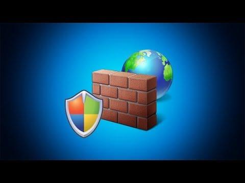 Как открыть порты на windows Брандмауэр Windows