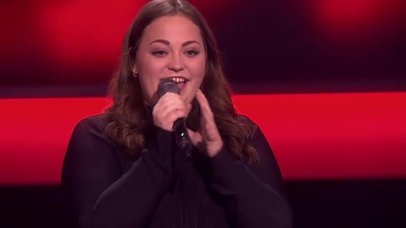 Шоу Голос Норвегия 2019 Хелена с песней Не надо портить мое настроение The Voice Norway 2019 Helene Seljehaug