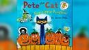 Pete The Cat Five Little Pumpkins by James Dean CHILDRENS BOOK READ ALOUD