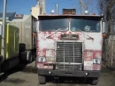 1972 White Freightliner cabover tractor