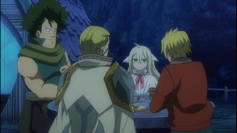 OVA 8 - Нацу против Мавис