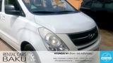 BEST RENT Rent a car Baku HYUNDAI H1