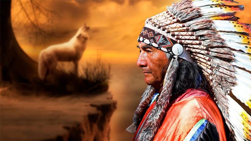Native American Meditation Music- Flute Music, Spiritual Healing music, Shamanic Meditation.