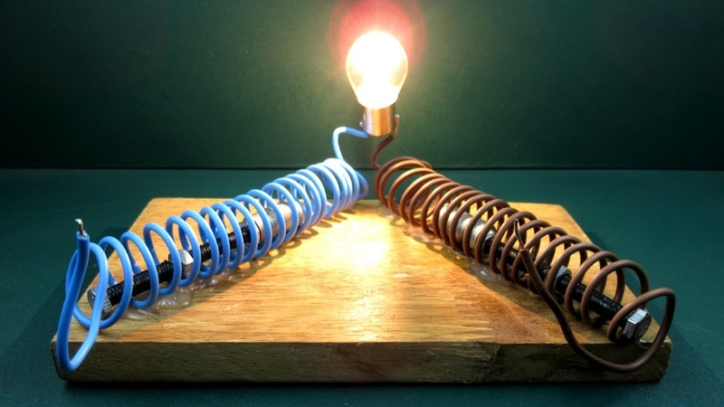Wow! Free Energy Magnets Coil 100 Real - Amazing Science New Technology idea at Home