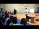 Дискуссионный клуб, семинар Школа баскетбола (16 мая 2015)
