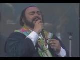 Песня посвящённая Энрико Карузо (в исполнении Лучано Паваротти)