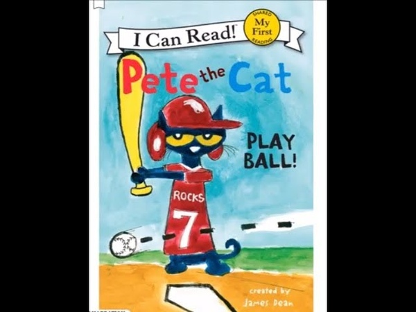 Pete The Cat Play Ball I Little Ones Story Time Video Library Read-Aloud Childrens Storybook