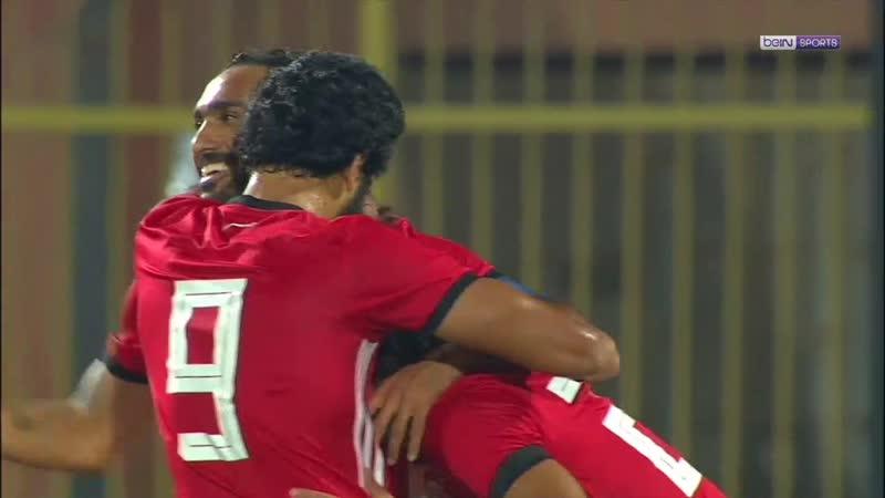 Египет 4 1 Свазиленд 12 10 2018