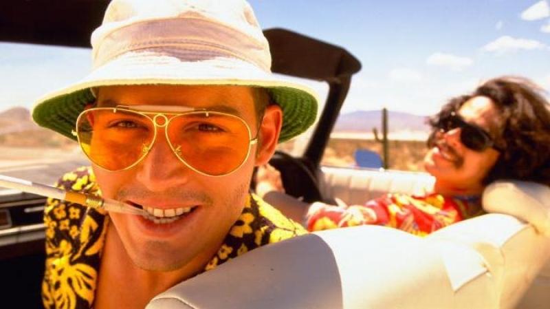 Страх и ненависть в Лас-Вегасе [Комедия, приключения, 1998, США, BDRip 1080p] LIVE