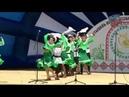Самодеятельный хореографический коллектив Вдохновение Краснинского РДК Смоленская область