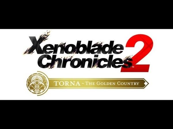 Xenoblade Chronicles 2 масштабное сюжетное расширение Torna The Golden Country вышло на картриджах