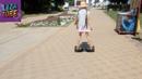 Развлечения для детей В Парке Кино Зверинец Гироскутер Летний ВЛОГ LizaTube