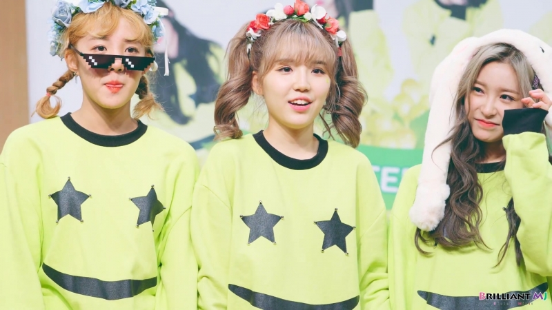 2018.06.16. Autograph Event ▶ Busters(버스터즈) Opening Ending(랄랄라 포도포도해 포함) @당산