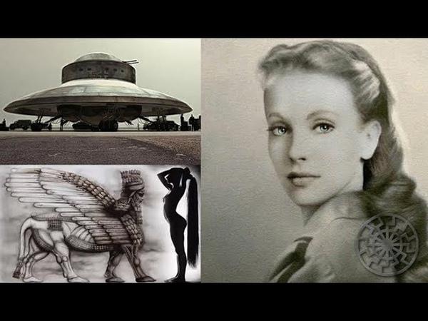 María Orsic La Medium que habría conseguido tecnología extraterrestre para los Alemanes