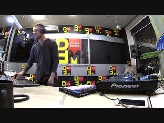 Bassland show @ dfm (24.10.2018) - dillinja - so damn tuff