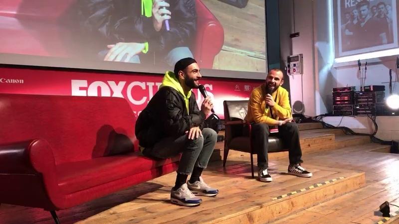 Marco Mengoni live dal FoxCircus