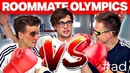 YOUTUBER ROOMMATE OLYMPICS ft. Joe Sugg, Byron Langley Joshua Pieters