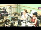 180808 Seulgi, Wendy, Yeri (Red Velvet) @ Moon Hee Jun's Music Show Radio