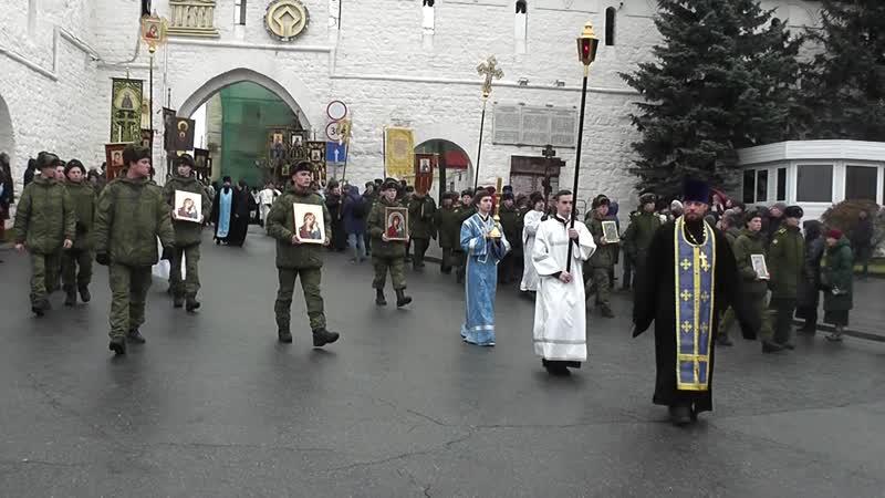 4 11 18 Казанский крестный ход