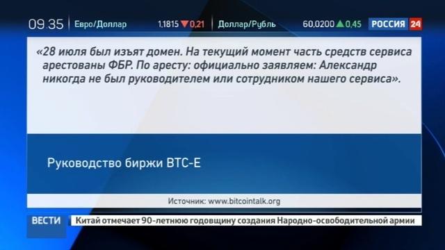 Новости на Россия 24 • Криптовалютные махинации жена россиянина, схваченного в Греции, рассказала о деталях ареста