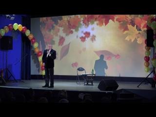 Праздничный концерт народного артиста России Виктора Кривоноса