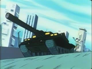 [ShinkaDan] Techno Police 21C/ Техно Полиция 21 века [Azazel & KroshkaRu &  Molodoy]