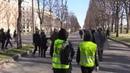 Желтые жилеты протестуют в Париже Yellow jackets protest in Paris LIVE 17 02 19