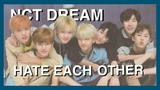 the dreamies hate each other