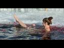 КУПАНИЕ В ПРОРУБИ ЗИМОЙ | ЗАКАЛИВАНИЕ ОРГАНИЗМА | WINTER SWIMMING RUSSIA