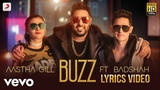 Buzz - Lyrics Video | Aastha Gill feat Badshah & Priyank Sharma