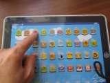 Детский обучающий сесорный планшет Chad Valley.