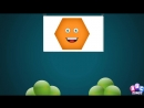 Shapes Chant - Shapes for Children - 2d Shapes - Shapes Song