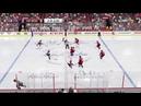 NHL 18 Colorado Avalanche vs Washington Capitals PS4 Gameplay