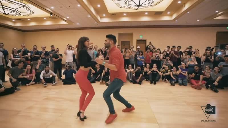 Marco Sara style @ Seattle Salsa Congress 2018