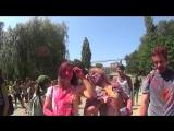 #ВФК и Арт проект Вместе Зажигаем ,Ростов-на-Дону ,парк Дружба