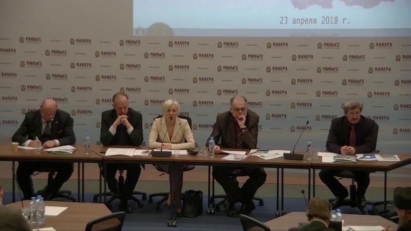Симпозиум Религиозно политические процессы в Российской Федерации