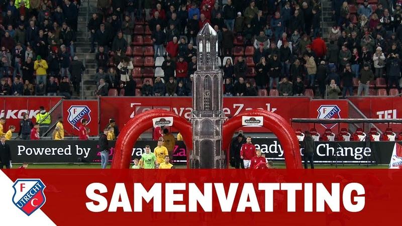 SAMENVATTING | FC Utrecht vs. Excelsior