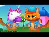 Суровый КОТИК БУБУ #11. Мультик ИГРА про котят на русском языке. Кошки мышки Мультфильмы для детей