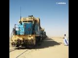 Самая экстремальная в мире железная дорога