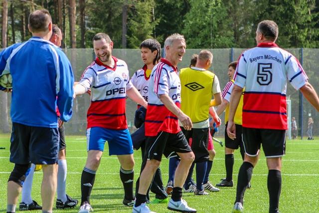 Ветераны немецкого футбола