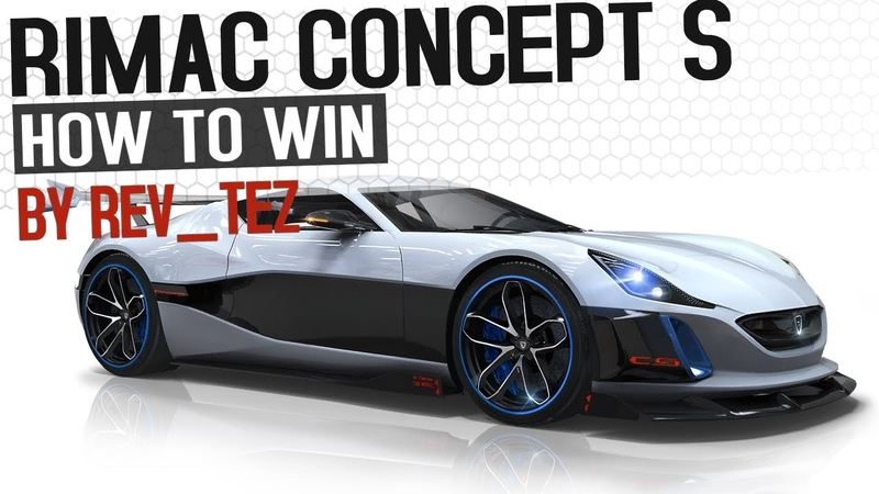 How To Win Rimac Concept S with ReV_Tez!