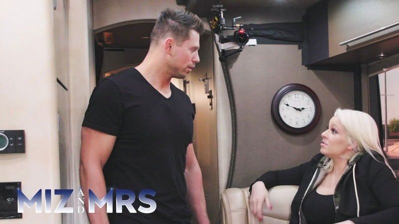 The Miz Maryse's private tour bus begins to smell after 24 hours: Miz Mrs. Preview Aug. 21, 2018