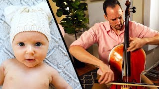 PERFECT - Ed Sheeran NEW BABY [Cello Piano Cover] - Brooklyn Duo