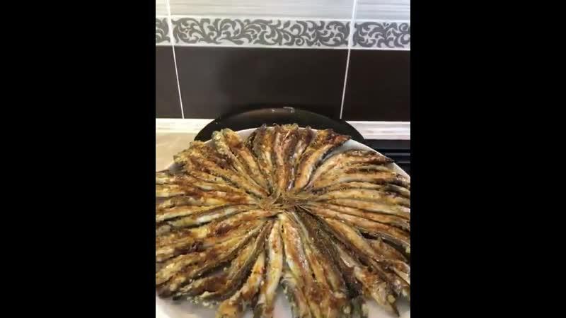 Рыба- Мойва