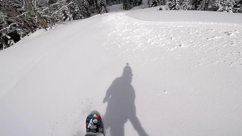 PoV Snowboard сезона 2018 . Север и Юг .