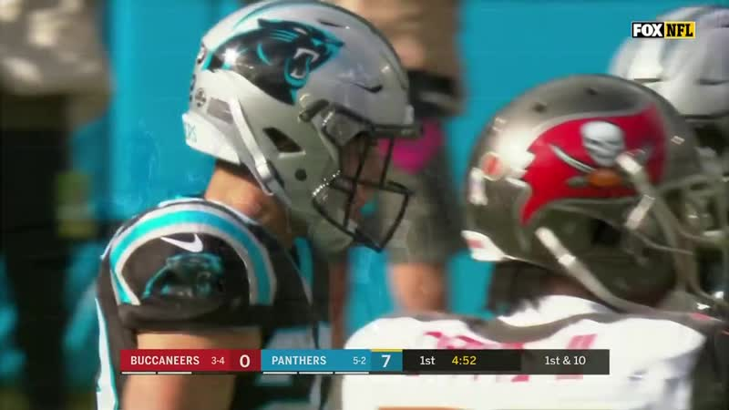 Christian McCaffreys 158 Total Yards 2 TDs vs. Bucs
