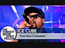 Живое выступление Ice Cube'a, в шоу «The Tonight Show Starring Jimmy Fallon» (2018)