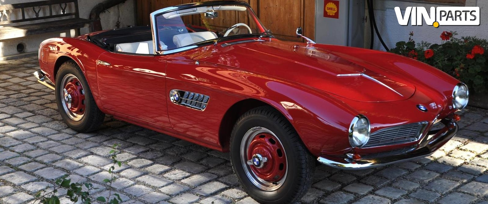 BMW 507 chassis 70100